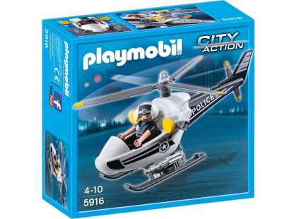 Playmobil 5916 Policejní vrtulník