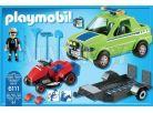 Playmobil 6111 Zahradnický vůz se sekačkou 3