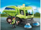 Playmobil 6112 Městský čisticí vůz 2