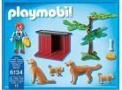 Playmobil 6134 Zlatý retriever se štěňaty 3
