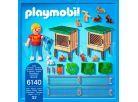 Playmobil 6140 Králíkárna s venkovním výběhem 3