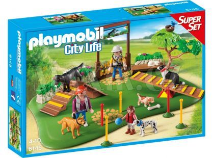 Playmobil 6145 Super Set Psí škola