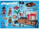 Playmobil 6146 Super Set Pirátská pevnost 3