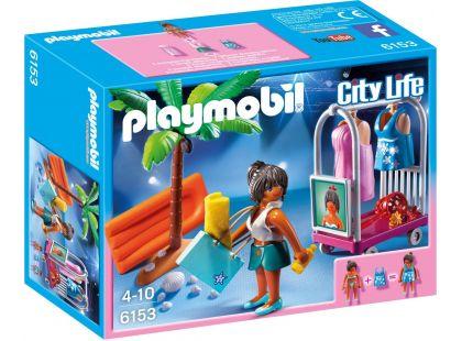 Playmobil 6153 Plážové modely