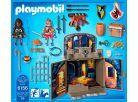 Playmobil 6156 Zavírací box - Rytířská pokladnice 3