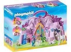 Playmobil 6179 Přenosný kufřík s jednorožci