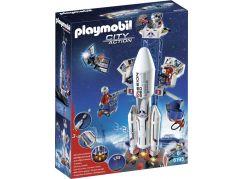 Playmobil 6195 Vesmírná základna s kosmickou raketou