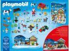 Playmobil 6624 Adventní kalendář - Vánoce na farmě 2