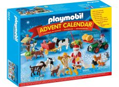 Playmobil 6624 Adventní kalendář - Vánoce na farmě