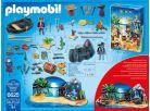 Playmobil 6625 Adventní kalendář - Tajemný pirátský ostrov pokladů 2