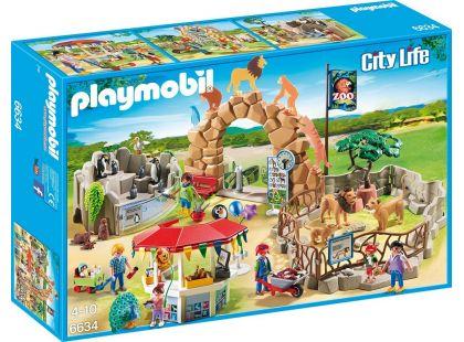 Playmobil 6634 Velká ZOO