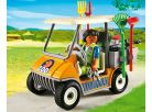 Playmobil 6636 Auto ošetřovatele zvířat 3