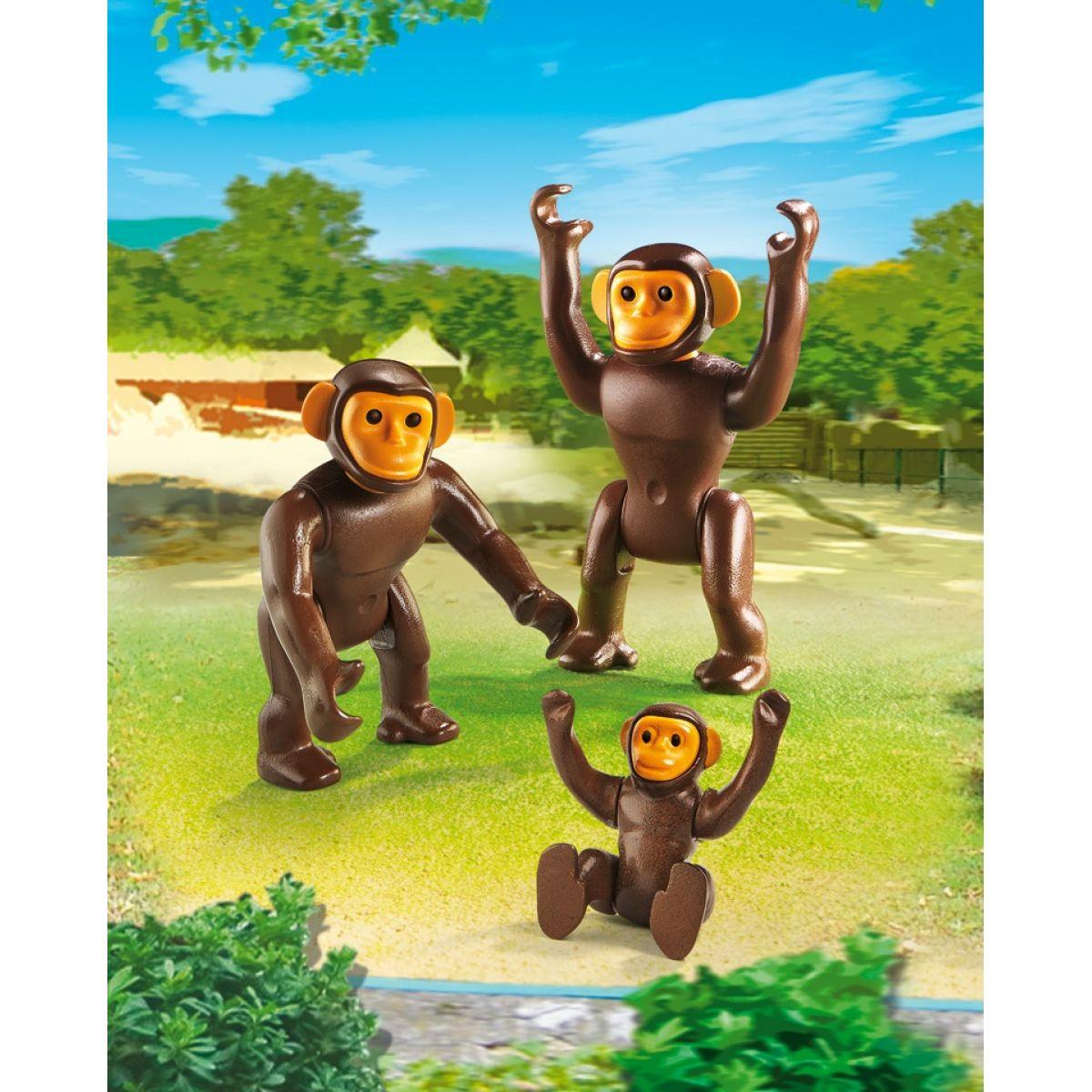Playmobil 6650 Šimpanzi #2