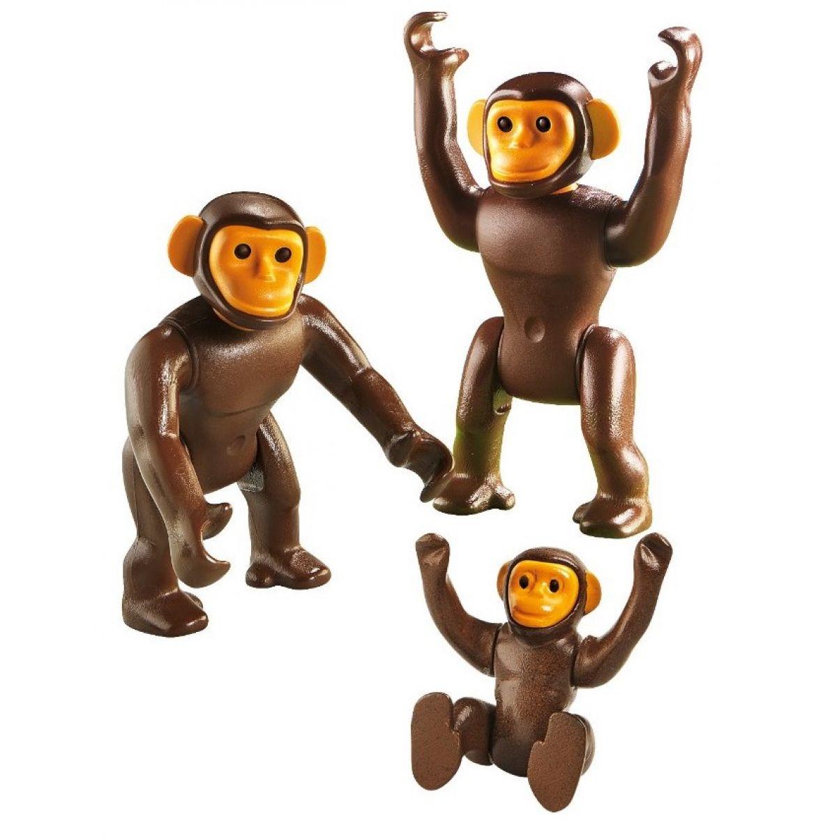 Playmobil 6650 Šimpanzi #3