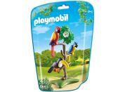 Playmobil 6653 Papoušci a tukan na stromě