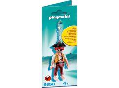 Playmobil 6658 Přívěšek na klíče Pirát