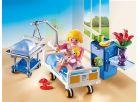 Playmobil 6660 Nemocniční pokoj s dětskou postýlkou 3