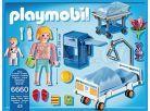 Playmobil 6660 Nemocniční pokoj s dětskou postýlkou 5