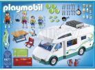 Playmobil 6671 Rodinný obytný vůz 2