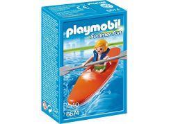 Playmobil 6674 Dětský kajak