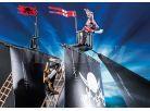 Playmobil 6678 Pirátská bitevní loď 3
