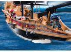 Playmobil 6678 Pirátská bitevní loď 5