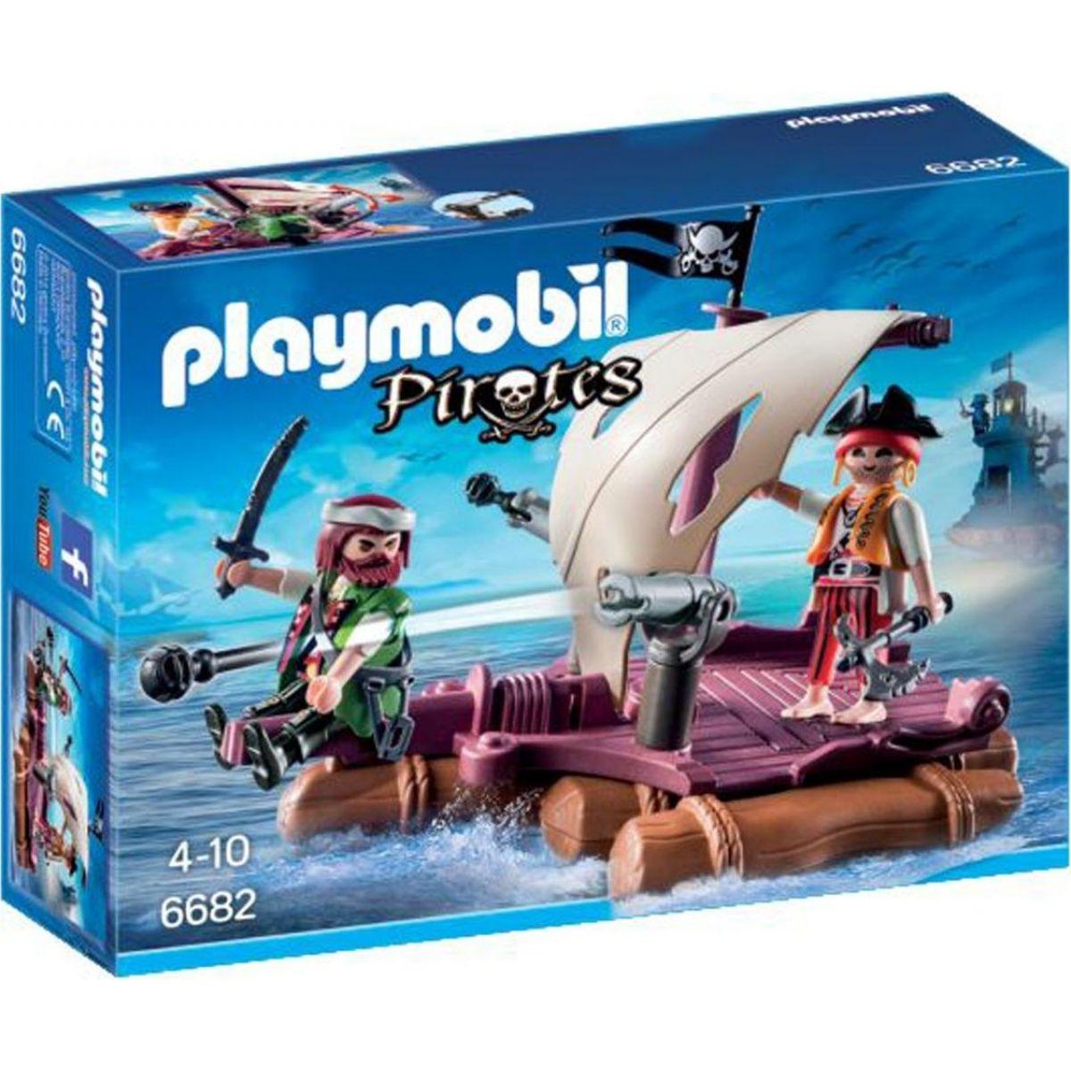 Playmobil 6682 Pirátský vor