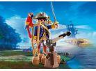 Playmobil 6684 Kapitán pirátů 2