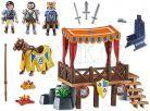 Playmobil 6695 Královská tribuna s Alexem 3