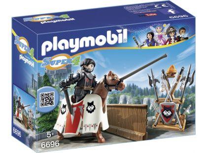 Playmobil 6696 Rypen Stážce Černého barona