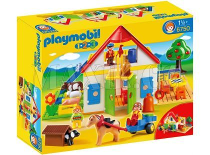 Playmobil 6750 Můj první statek
