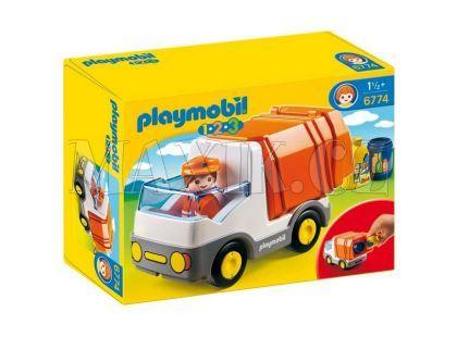 Playmobil 6774 Popelářský vůz
