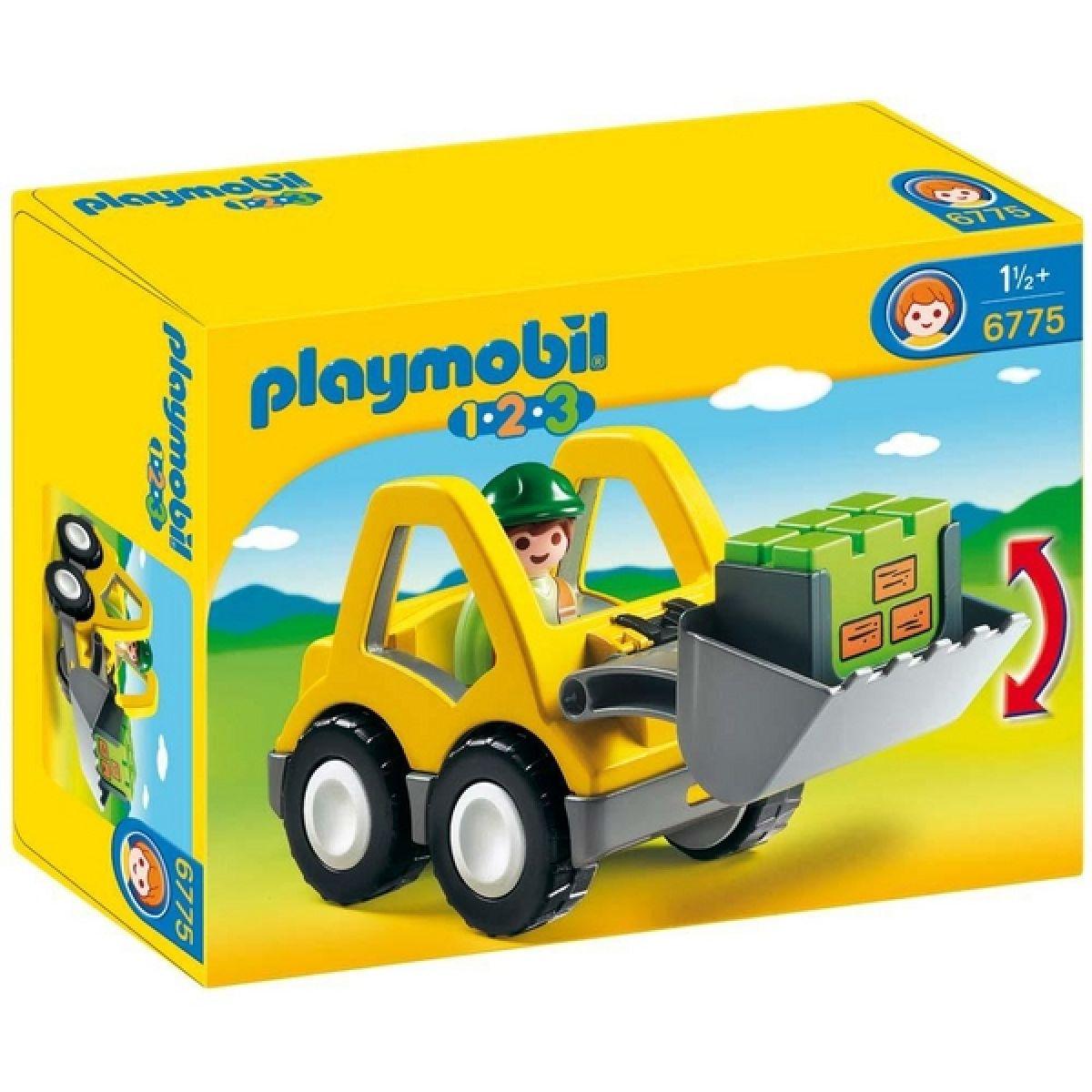 Playmobil 6775 Čelní nakladač