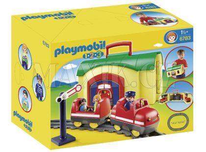 Playmobil 6783 Můj přenosný vláček
