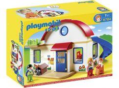 Playmobil 6784 Rodinný domek - Poškozený obal