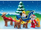 Playmobil 6787 Santa Claus na saních 2