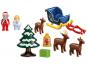 Playmobil 6787 Santa Claus na saních 3