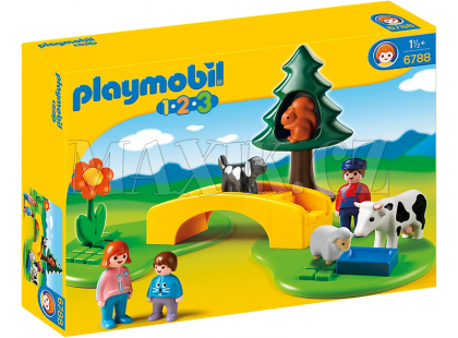 Playmobil 6788 Procházka na louce