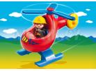 PLAYMOBIL 6789 Požární helikoptéra - Poškozený obal 3