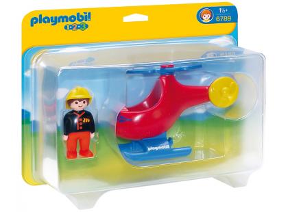 Playmobil 6789 Požární helikoptéra