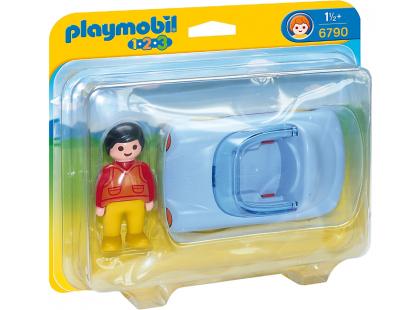 Playmobil 6790 Malý kabriolet