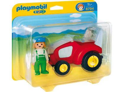 Playmobil 6794 Traktor