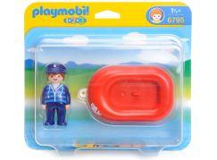 Playmobil 6795 Plavčík na člunu