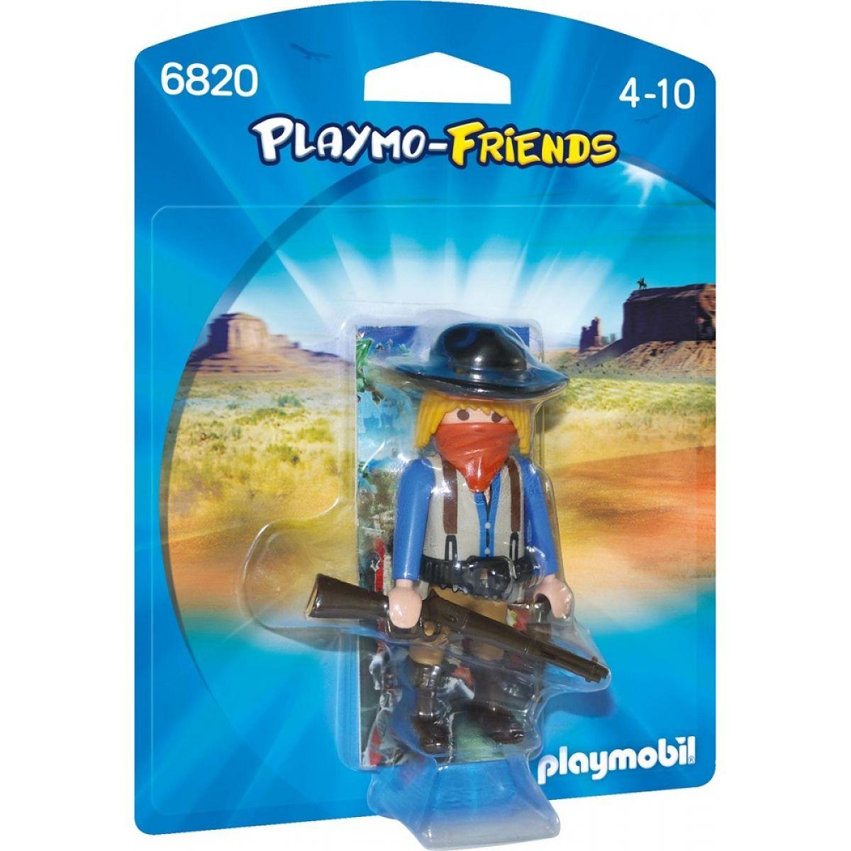 Playmobil 6820 Maskovaný bandita