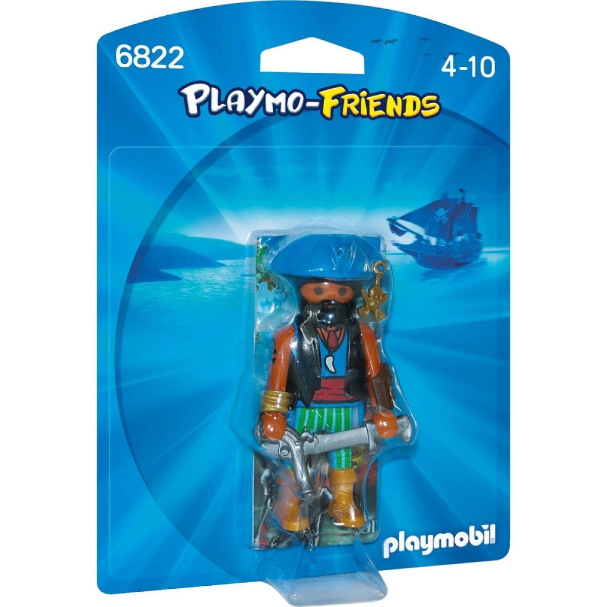 Playmobil 6822 Karibský pirát