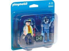 Playmobil 6844 Profesor a robot