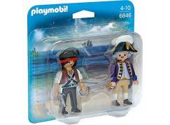 Playmobil 6846 Pirát a voják