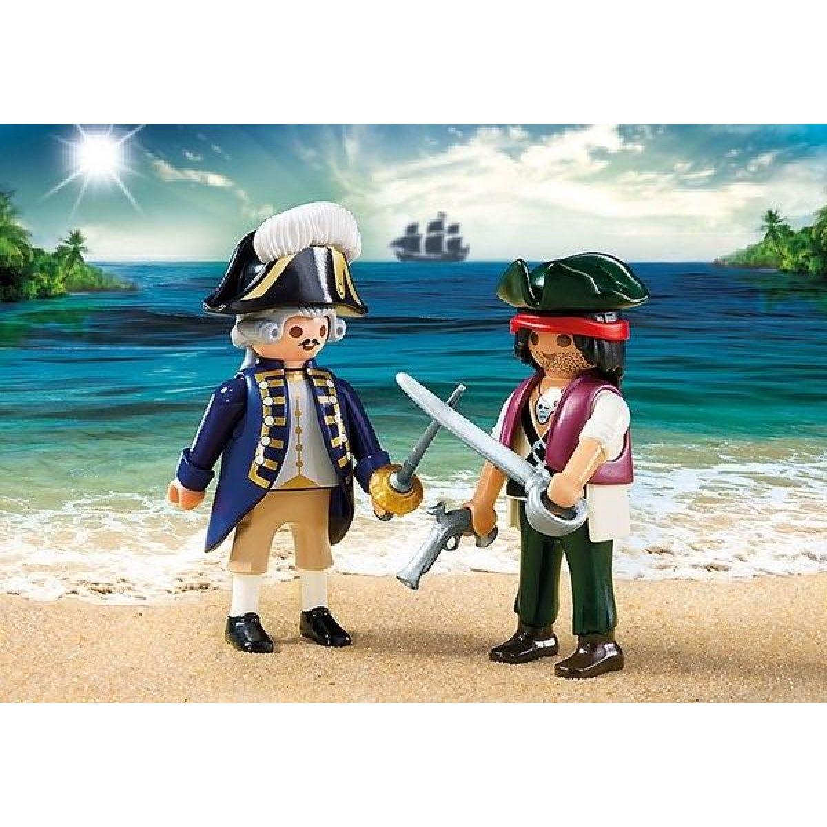 Playmobil 6846 Pirát a voják #2