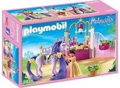 Playmobil 6855 Královské stáje