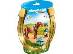 Playmobil 6971 Zdobení poníků Motýlek